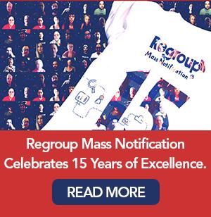 regroup's 15 year anniversary