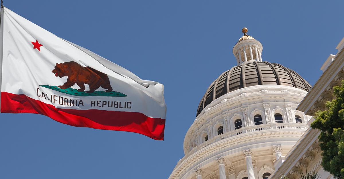 California Bill Regroup