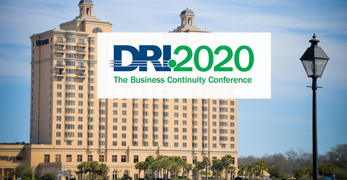 DRI 2020 logo