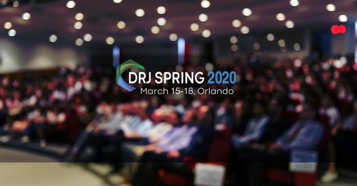 DRJ 2020 Logo