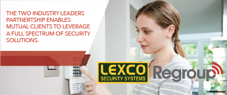 Regroup partners with lexco