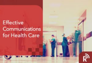 effective communication with people in need of health care Plain language is communication that users can health information for people with lep needs to be communicated services in health care.