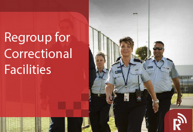 Resource center regroup-correctional