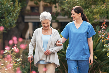 assisted living communications