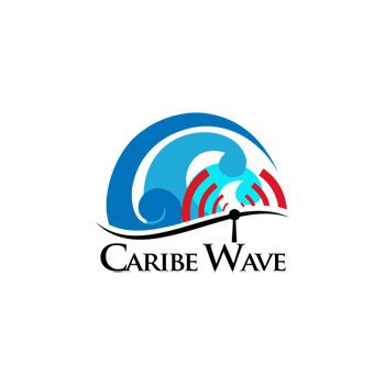 Caribe Wave logo