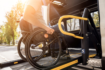 support for disabled