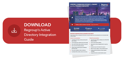 download regroup active directory integration guide