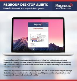 download regroup desktop alerts guide
