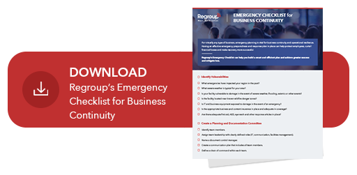 download emergency checklist for business continuity