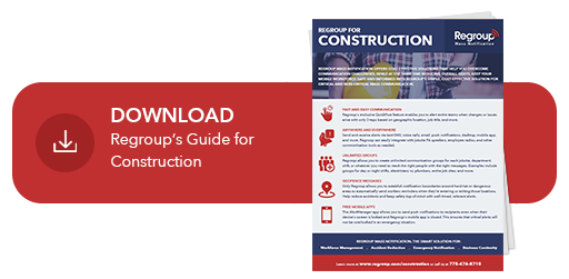 download regroup for construction