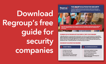 download regroup for security companies