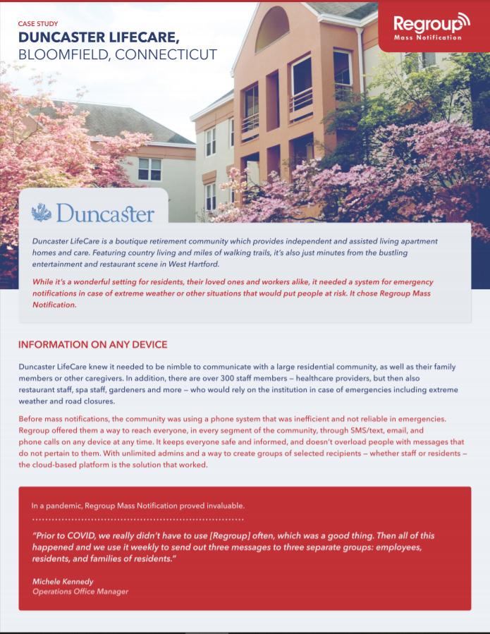 Duncaster Lifecare