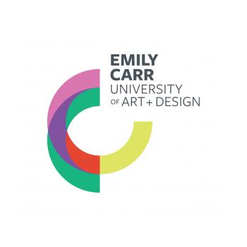 Emily Carr University of Art + Design logo