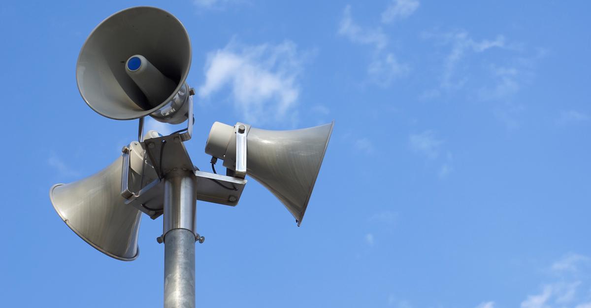regroup blog sirens alert