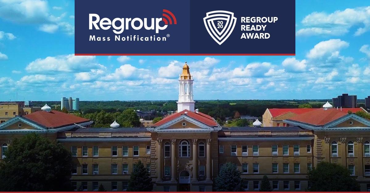 Regroup Ready Award