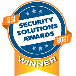 security solutions award 2021
