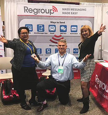 meet regroup at educause 2017